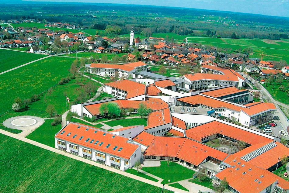 Клиника Фогтаройт: лечение в Германии